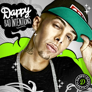 Dappy Announces Debut Album 'Bad Intentions' Out October 1st 2012
