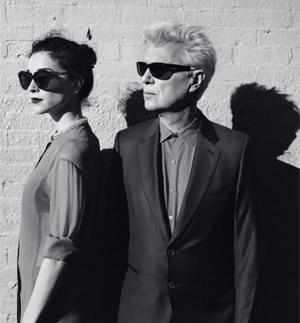 David Byrne & St. Vincent Announce Autumn 2013 European Tour