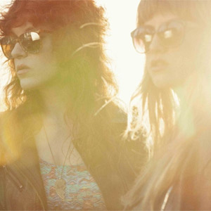 Deap Vally Announce 'Get Deap! Ep To Be Released April 9th 2013