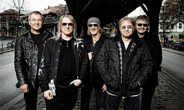 Deep Purple Announce One-off 2015 London Show
