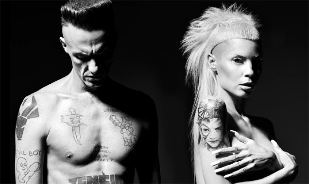 Die Antwoord Announce Uk And Eu 2015 Winter Live Dates