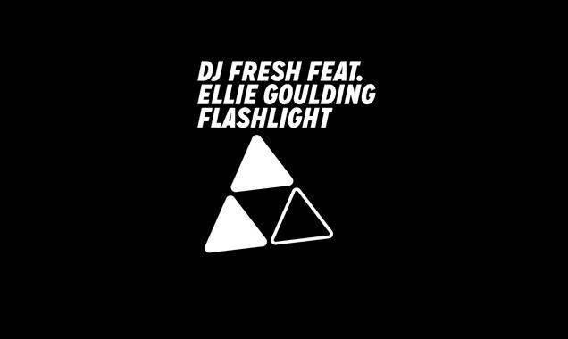 Dj Fresh Ft Ellie Goulding Releases Stream Of 'Flashlight' (Jack Beats '4am' Remix) [Listen]