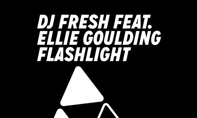 Dj Fresh Announces Streams New Single 'Flashlight' Ft Ellie Goulding [Listen]