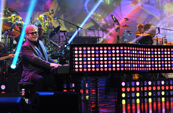 Elton John Concert To Be Screened In Cinemas Across The Uk & Ireland For One Night Only On 22nd March 2014