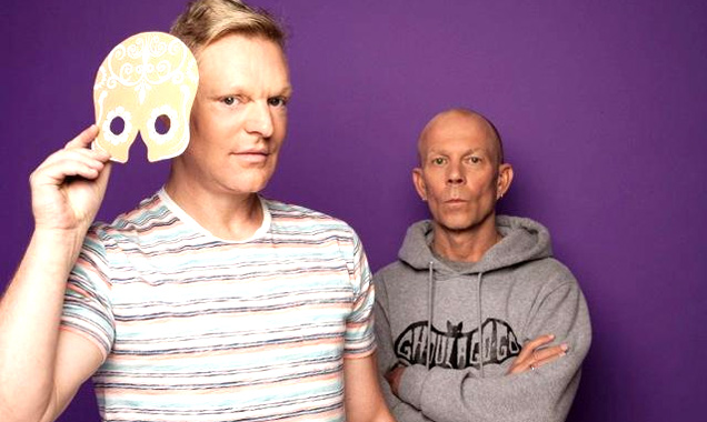 Erasure Announces New Single 'Reason' Out In The UK November 24th 2014