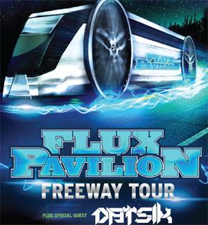 Flux Pavilion Announces Winter Uk 2013 Tour