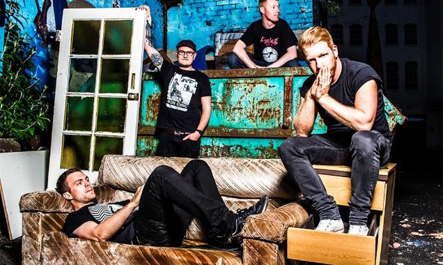 Guerrilla Monsoon Announce New Ep 'Big City Plans' Plus Autumn 2014 Uk Tour Dates