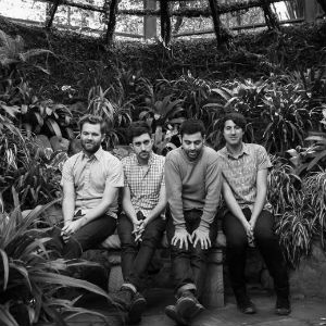 Hands Announce April Echo Residency Plus Debut Album 'Synesthesia' Out April 30th 2013