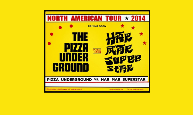 Har Mar Superstar To Tour North America With The Pizza Underground This Fall 2014