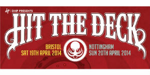 Hit The Deck 2014 Adds Kvelertak, Pulled Apart By Horses, Dinosaur Pile Up And More