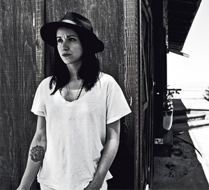 Holly Miranda Announces Fall 2013 Tour Dates With Brendan Canning