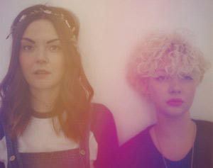 Honeyblood Streams New Single 'Bud' Out October 22nd 2013 [Listen]