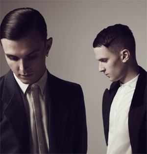 Hurts Announce Tracklisting For New Album 'Exile' Released On 11th March 2013