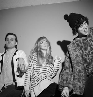 Icky Blossoms Listen To New Track 'Deep In The Throes' Eponymous Debut Album Out June 3rd 2013