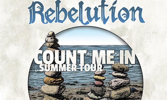 Iration Announces East Coast Leg Of U.S. 2014 Summer Amphitheater Tour With Rebelution