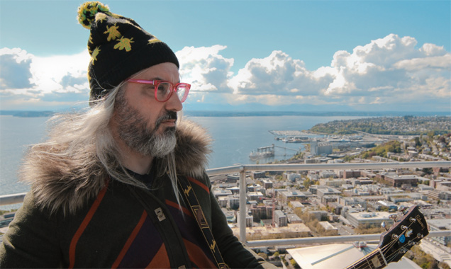 J Mascis Shares New Track 'Wide Awake' Featuring Cat Power [Listen]