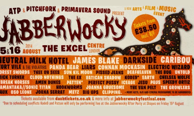 Jabberwocky 2014 Announces Free After Parties For Ticket Holders