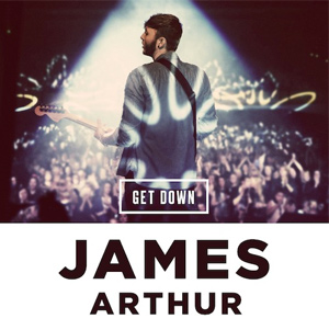 James Arthur Announces New Single 'Get Down' Out March 3rd 2014