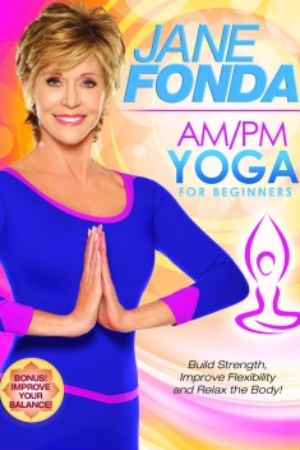 Jane Fonda Releases Prime Time: AM/PM Yoga For Beginners Fitness DVD