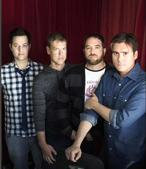 Jimmy Eat World Announce New Album 'Damage' Released June 10th 2013