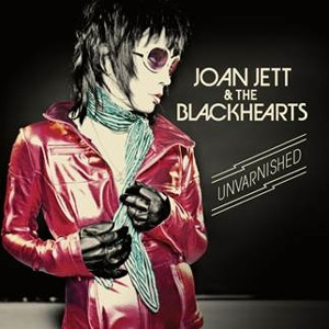 Joan Jett Announces New Album 'Unvarnished' To Be Released October 1st 2013