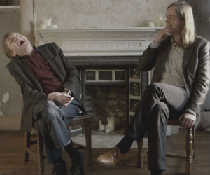 John Doran Meets The Fall's Mark E. Smith In 'British Masters' Christmas Special