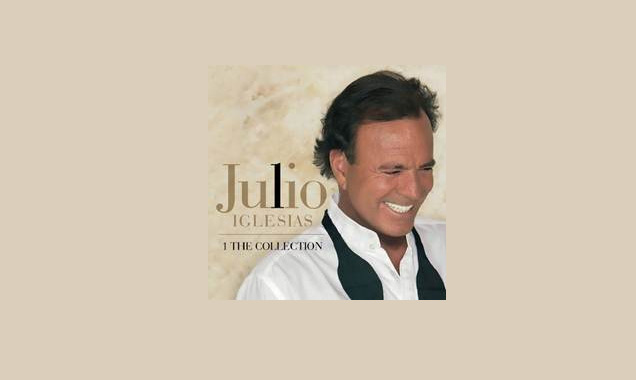 Julio Iglesias Announces New Album '1 The Collection' Released In The UK On The 19th May 2014