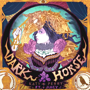 Katy Perry Announces New Single 'Dark Horse' Out 24th March 2014