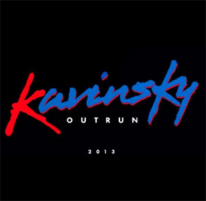 Kavinsky Announces Debut Album 'Outrun' Due Out February 25th 2013