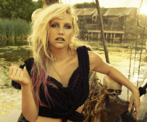 Kesha To Play O2 Academy Brixton On July 15th 2013