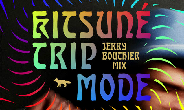Kitsune Releases Stream Of 'Trip Mode' Mixed By Jerry Bouthier [Listen]