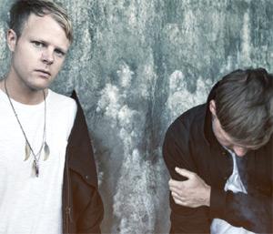 Swedish Duo Korallreven Stream 'Try Anything Once Feat. Cornelius' [Listen]