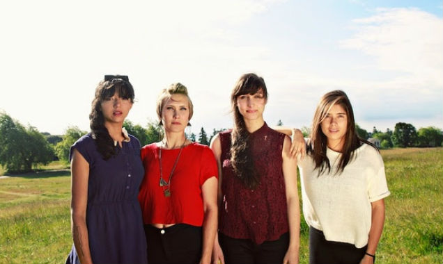 La Luz Release Debut Album 'It's Alive' In The UK On 31st March 2014