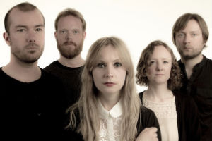 Lanterns On The Lake announce second album 'Until The Colours Run' released 9th September 2013
