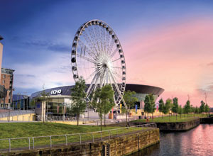 Liverpool Echo Signs Three Year Sponsorship Deal With Echo Arena Liverpool