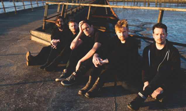 Lonely The Brave To Release Debut Album, 'The Day's War' In The UK On June 2nd 2014
