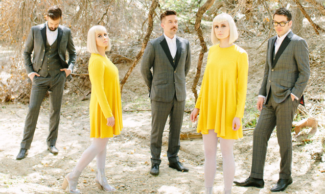 Lucius Announce Jack White 2014 European And Uk Support Tour
