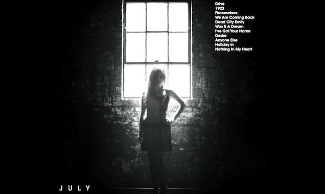 Marissa Nadler Announces New Album 'July' Released 10th February 2014