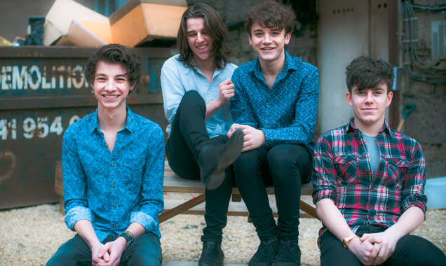 Model Aeroplanes Give Away New Single 'Innocent Love' [Download]