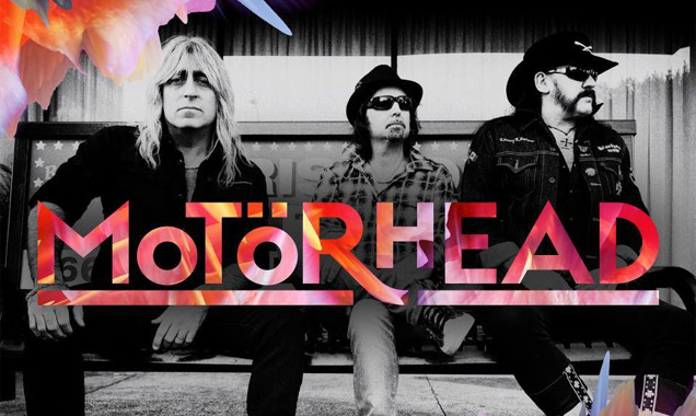 Motorhead Announce Very Special UK Shows This November 2014