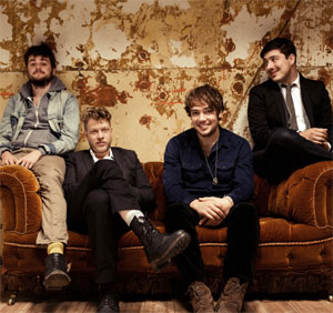 Mumford And Sons Team Up With Idris Elba For The Video For New Single 'Lover Of The Light'
