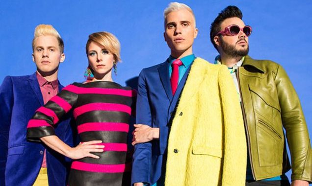 Neon Trees Announce Uk Album Release Of 'Pop Psychology' For July  4th 2014