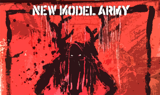 New Model Army Announce 'Double-set' Plans For December 2014 UK Tour