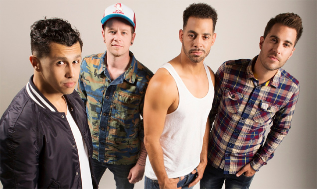 O-Town Stream New Single 'Skydive' Released In The Uk July 27th 2014 [Listen]