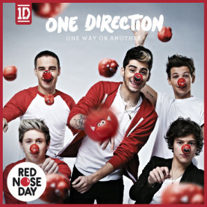 One Direction Cover Blondie's 'One Way Or Another' As Offical Red Nose Day 2013 Single Available On February 17th