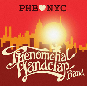 Phenomenal Handclap Band Remix Album 'PHB loves NYC' Out July 8th 2013