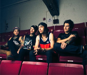 Pierce The Veil Release Cd, Dvd 'Ths Is A Wasteland' 25th November 2013