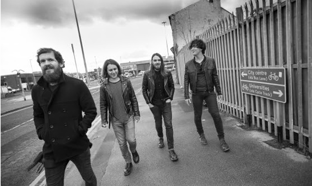Pulled Apart by Horses announce Free Download 'I Punched A Lion in the Throat (Live)' [Listen]