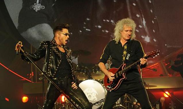 Queen And Adam Lambert Announce 2015 UK And European Tour Dates