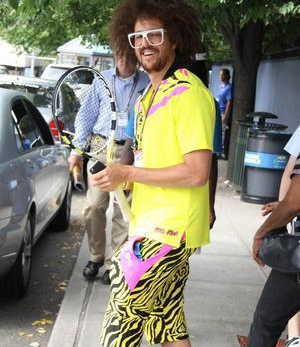 Redfoo And The Party Rock Crew From Lmfao Take Over Gatecrasher  26th May 2013